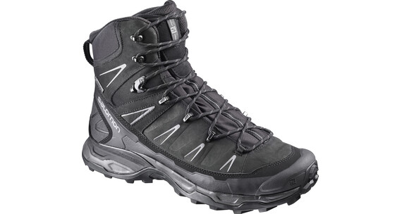 Salomon M's X Ultra Trek GTX Shoes Black/Black/Autobahn